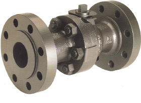 BALON BALL VALVE F-Series (Flanged End) Carbon Steel