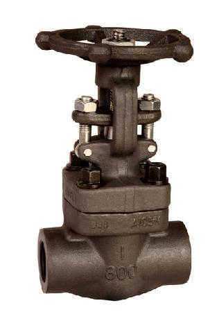 FORGED STEEL GLOBE VALVE CLASS 800
