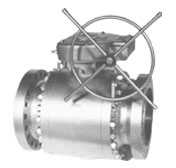 GLT Trunion Ball Valve
