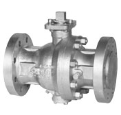 GLT Trunion 2 Pcs Ball Valve