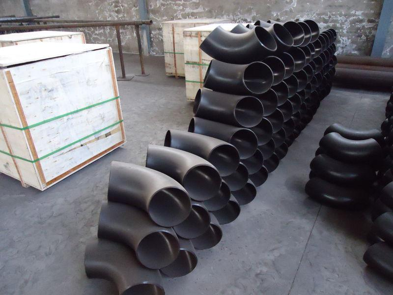 Elbow Sch 40 Carbon Steel Cs Astm A234 Wpb