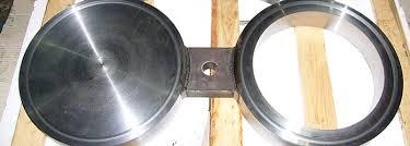 Spactacle Blind Flange Cs Astm 516 Gr.70