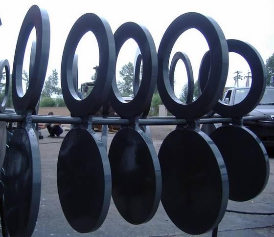 Oriface Flange Carbon Steel