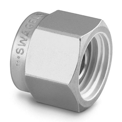 Swagelok 316 Stainless Steel Plug for 1/4 in. Swagelok Tube Fitting