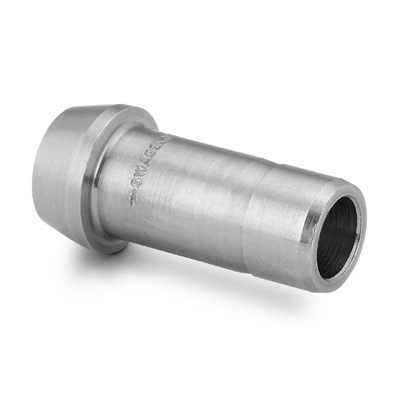 Swagelok Stainless Steel Tube Fitting, Port Connector, 1/4 in. Tube OD