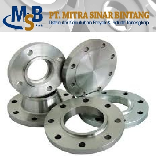 WN Flange Stainless Steel SS304L & 316L
