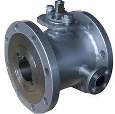 Jacket Ball Valve Stainless Steel Ansi #150RF