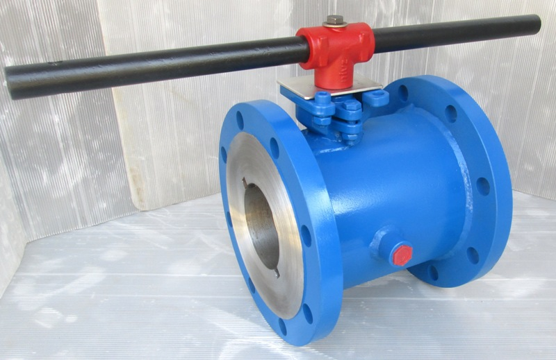 Jacket Ball Valve Carbon Steel