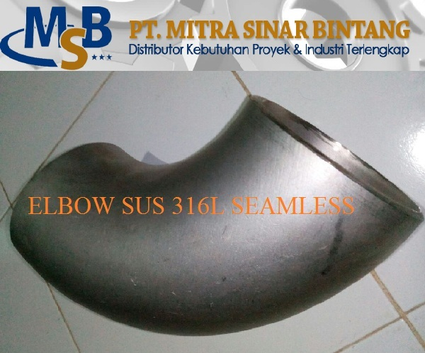 Elbow Seamless Sus 316L