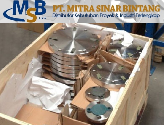 Blind Flange Stainless Steel SS304L