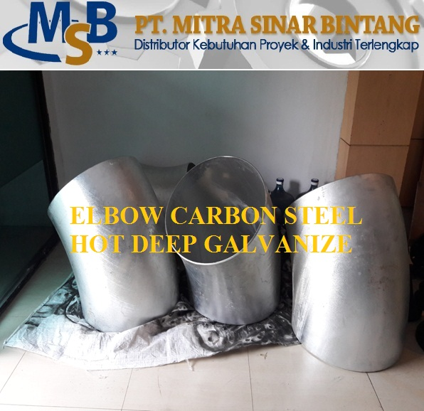 Elbow Carbon Steel Galvanized