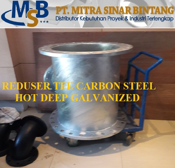Tee Carbon Steel A234 Wpb Galvanize