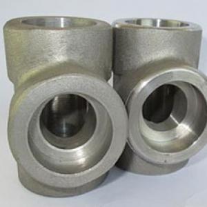Tee Class #3000 Carbon Steel Galvanize