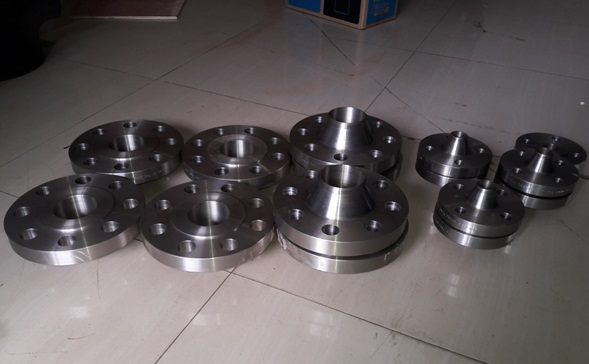 Flange WN PN100 Stainless Steel SS304L