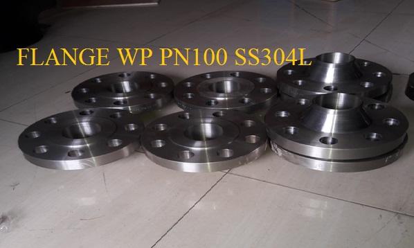 Flange WN PN100 SUS304L