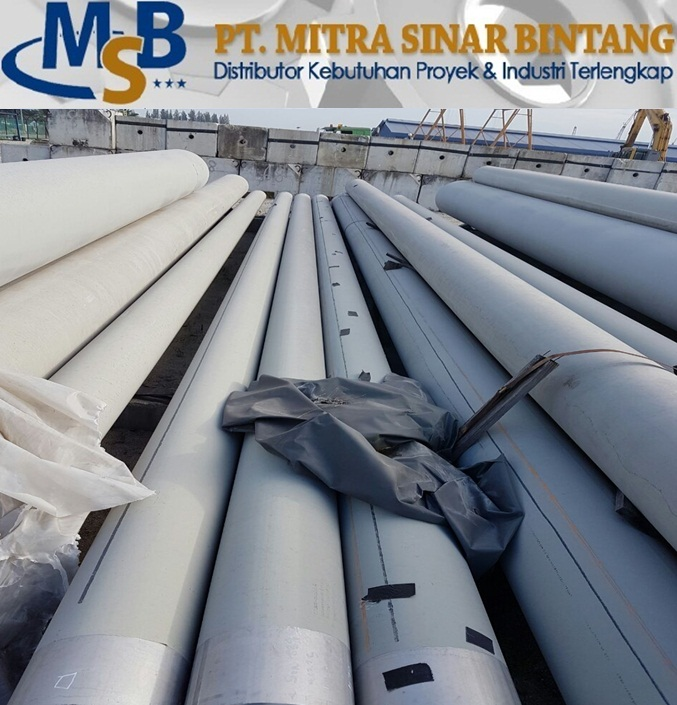 Pipa Seamless Stainless Steel Astm A312 Tp 304L