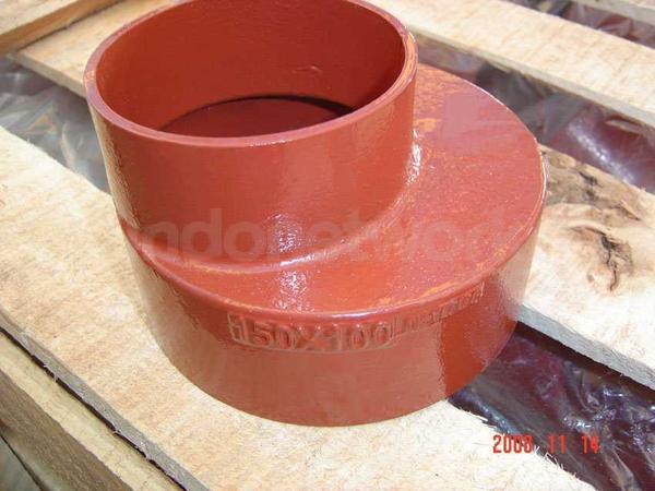 Reduser Cast Iron