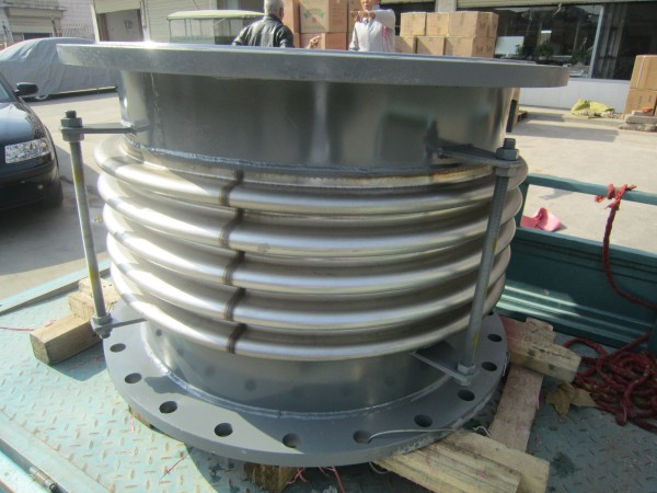 Expansion Joint Flange Full Ss304