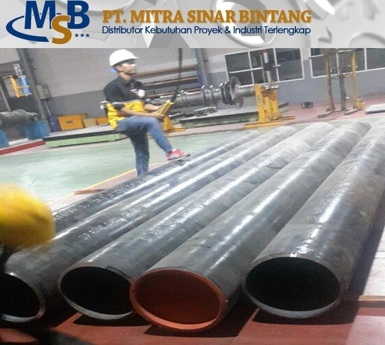 Pipa Seamless Carbon Steel A53 Grade B