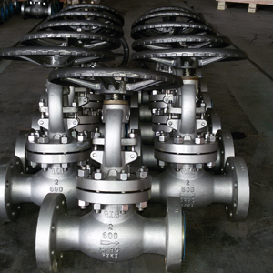 Globe Valve Cast Steel A216 WCB
