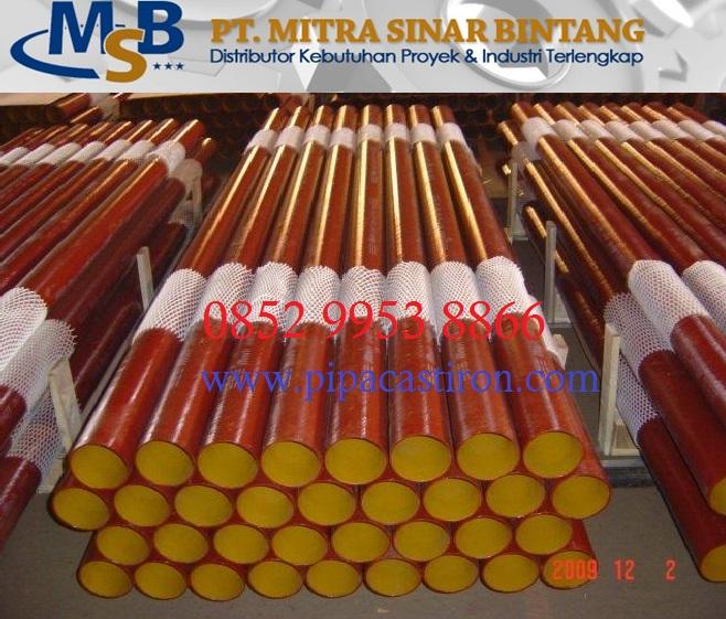 Jual Pipa Cast Iron Xinxing