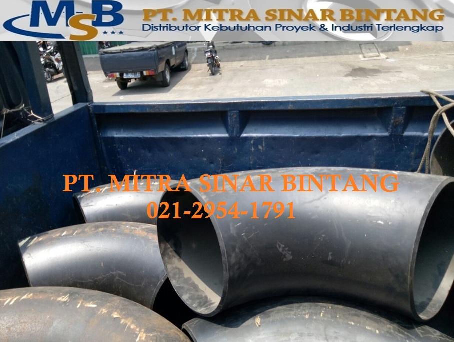 Jual Elbow Carbon Steel A234 WPB Murah