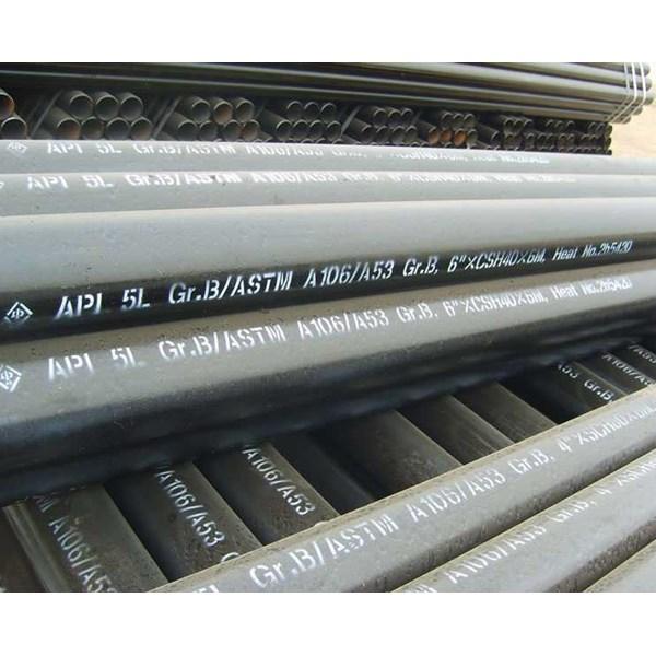 JUAL PIPA SEAMLESS CS ASTM A106 GR. B